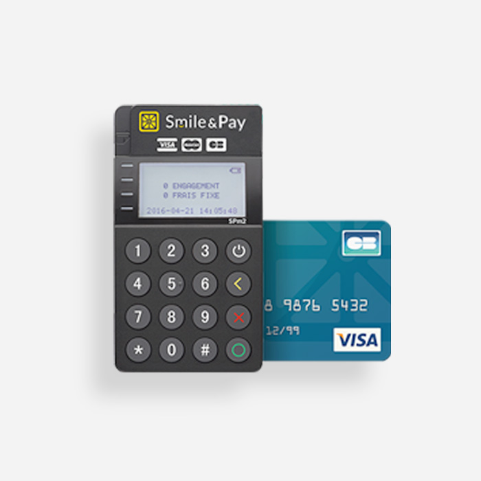 Smile&Pay compatible AirKitchen